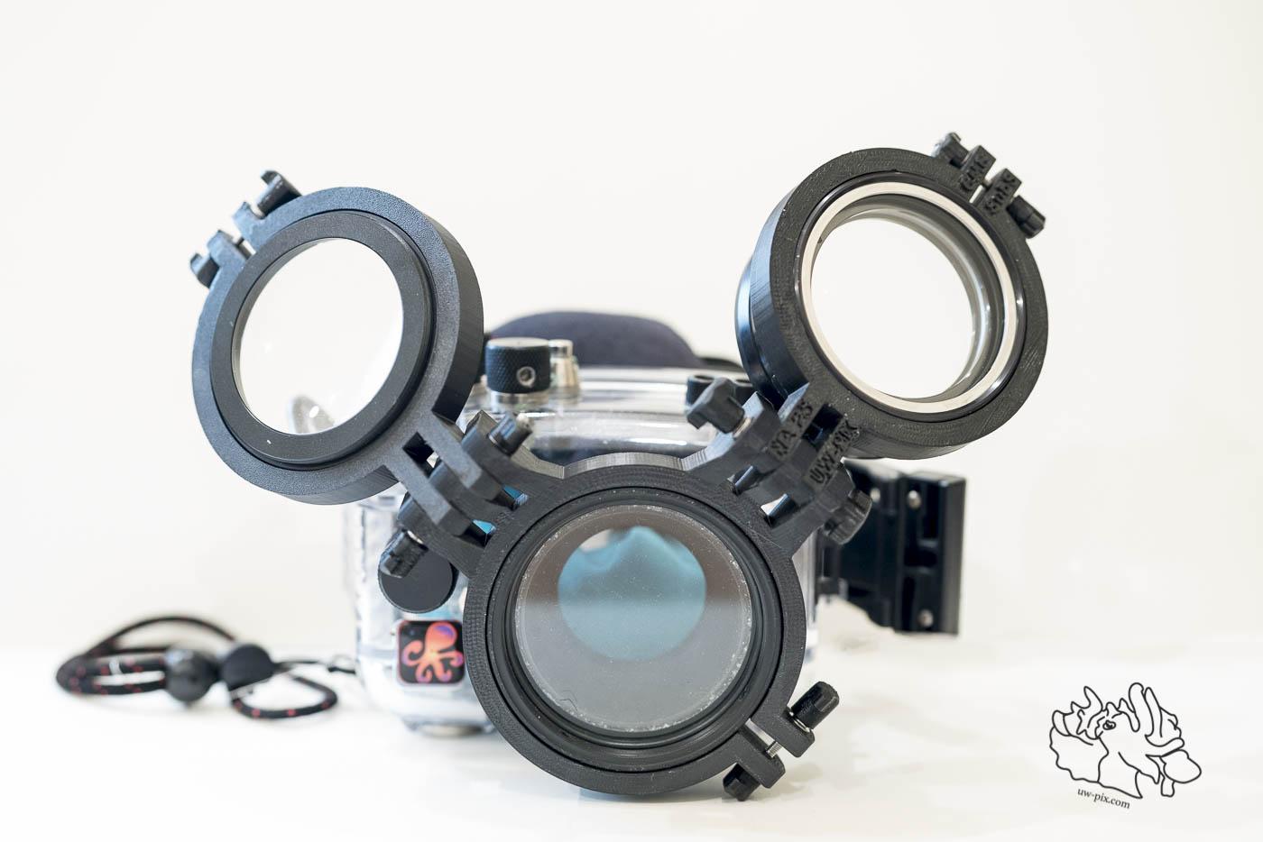 INON M67 Lens Holder W Double Mount 67mm